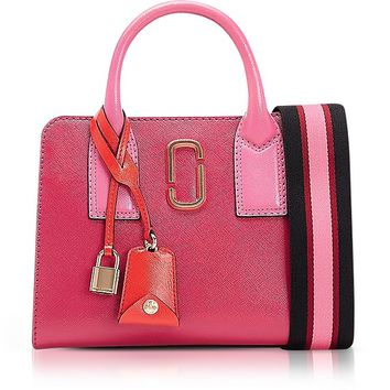 Marc Jacobs Hibiscus Multi Little Big Shot Tote Bag