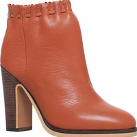 SEE BY CHLOE - Jane 100 leather ankle boots | Selfridges.com