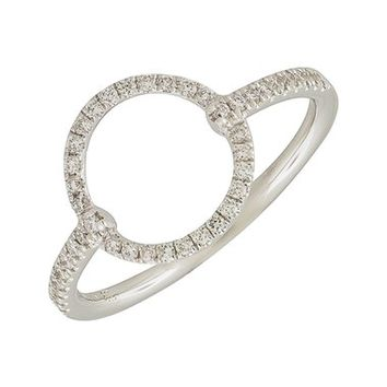 Bony Levy Diamond Open Ring | Nordstrom