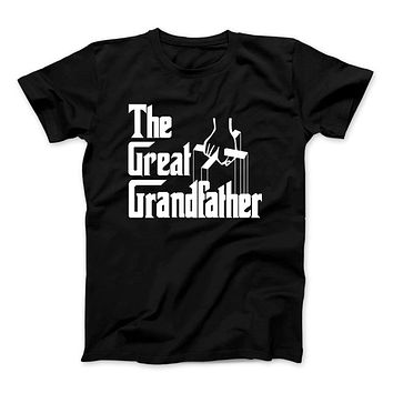 The Great Grandfather T-Shirt Great Grandfather Gift