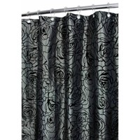 Park B. Smith® Cabbage Rose 72-Inch x 72-Inch Watershed® Shower Curtain