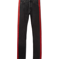 Balenciaga - Slim-Fit Denim Jeans