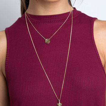 Tessie Layered Necklace