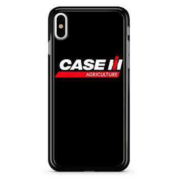 Case Ih Agriculture 3 iPhone X Case