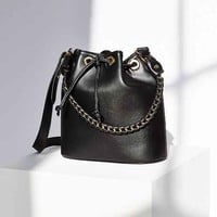 Cooperative Extra Large Grommet Bucket Bag