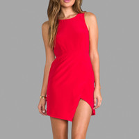 Yumi Kim Taylor Dress in Red