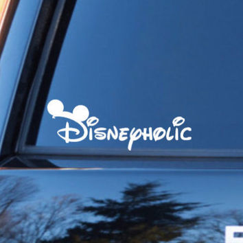 Disney Characters | Disney Addict | Disney Vacation Decal | Disney Name Decals | First Disney Vacation Decal | First Disney Trip |153
