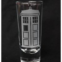 Dr Who Inspired Tardis Shooter