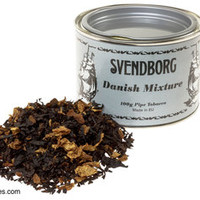Svendborg Danish Mixture Pipe Tobacco - 100g