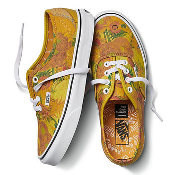 Vans x Vincent Van Gogh Authentic | Shop At Vans