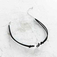Ella Enamel Charm Choker Necklace - Urban Outfitters
