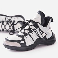 LV  Fashionable casual shoes sports shoes