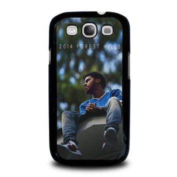 j cole forest hills samsung galaxy s3 case cover  number 1