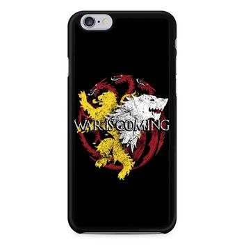Game Of Thrones War Is Coming 2 iPhone 6/6S Case