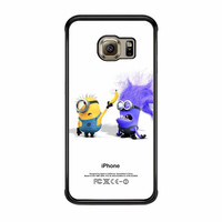 Despicable Me 2 Funny Banana Samsung Galaxy S6 Edge Case