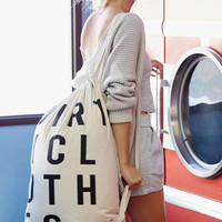 4040 Locust Word Scramble Laundry Bag - Urban Outfitters
