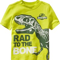Old Navy Jurassic Park Tees For Baby