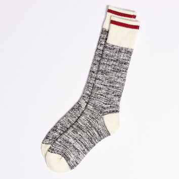 Mid Calf Camper Sock Duo Set