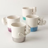 Creature Comfort Mug - Anthropologie.com