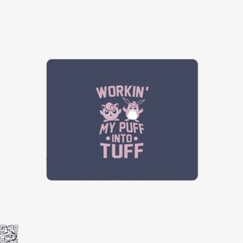 Workin' My Puff Into Tuff, Pokemon Mouse Pad