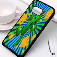 Running Cactus Samsung Galaxy S6 Edge Plus Case Auroid