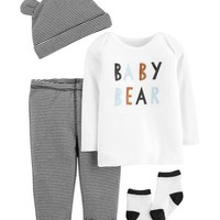 4-Piece Babysoft Take-Me-Home Set