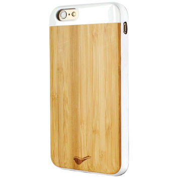 """Strong N Free Iphone 6 4.7"""" Sutra Wood Case"""