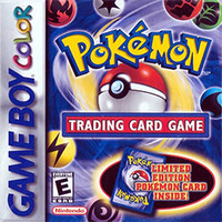 Pokemon Trading Card Game for the Gameboy/Gameboy Color (GBC)