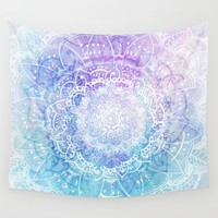 Free Spirit Wall Tapestry by rskinner1122