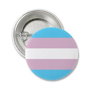 Trans Pride button from Zazzle.com