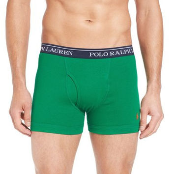 3-Pack Cotton Boxer Briefs