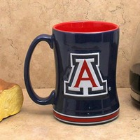 Arizona Wildcats 15 oz Relief Mug