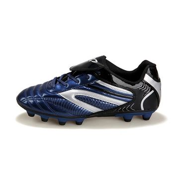 Mens Cleats Soccer Blue Yellow Football Boy New Arrival Best Cleats For Football Lightweight Foot Boot
