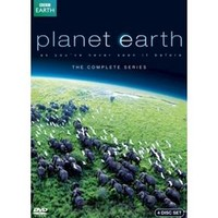 Planet Earth: The Complete Series [4 Discs] : Target