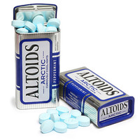 Altoids Mint Tins - Arctic Peppermint: 8-Piece Box
