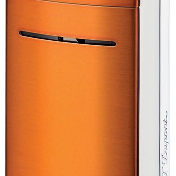 S.T. Dupont MiniJet Orange Fizz Torch Flame Lighter