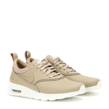 promo code c3467 9c2d5 Nike Air Max Thea Premium leather sneakers