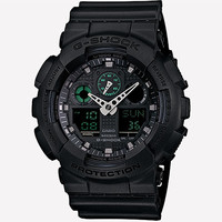 G-Shock Ga100mb-1A Watch Black One Size For Men 26361710001