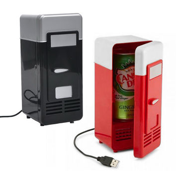 Mini USB Desk Fridge Cooler