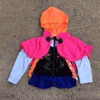Ice Character Hoodie with Braids!
