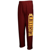 Minnesota Golden Gophers Dream Fleece Pants – Maroon