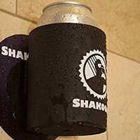 Shakoolie - The Original Shower Beer Koozie (Black)