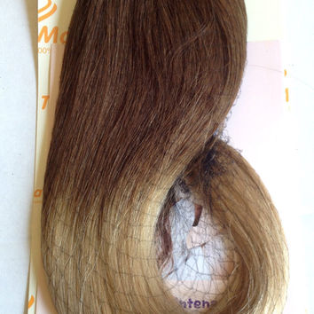 16 18 premium remy human hair clip from tressmatch on etsy