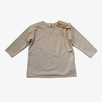 Babe Tess Girls Sweatshirt with Bow- FG 2 - FINAL SALE