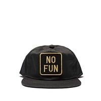 No Fun Patch Hat