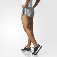 adidas 3-Stripes Shorts - Grey | adidas US