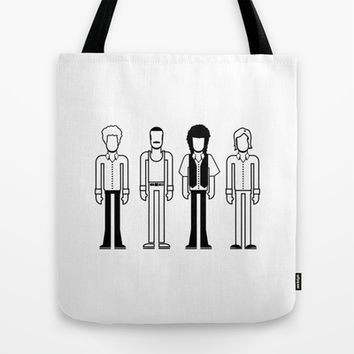 Queen Tote Bag by Band Land