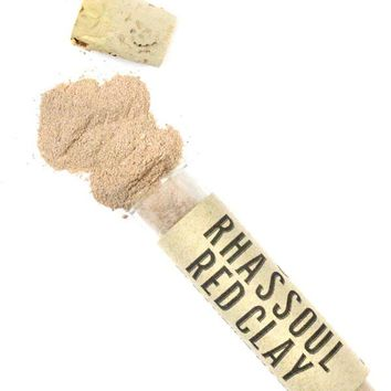 Rhassoul Red Clay Face Mask