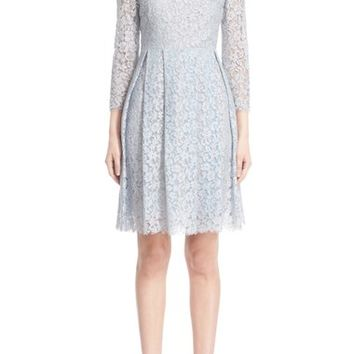 Erdem Corded Lace Fit & Flare Dress | Nordstrom