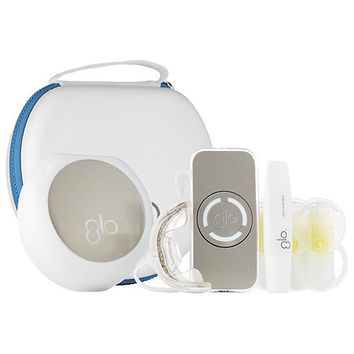 GLO Science Glo Brilliant™ Teeth Whitening Device - BRUSHED GOLD